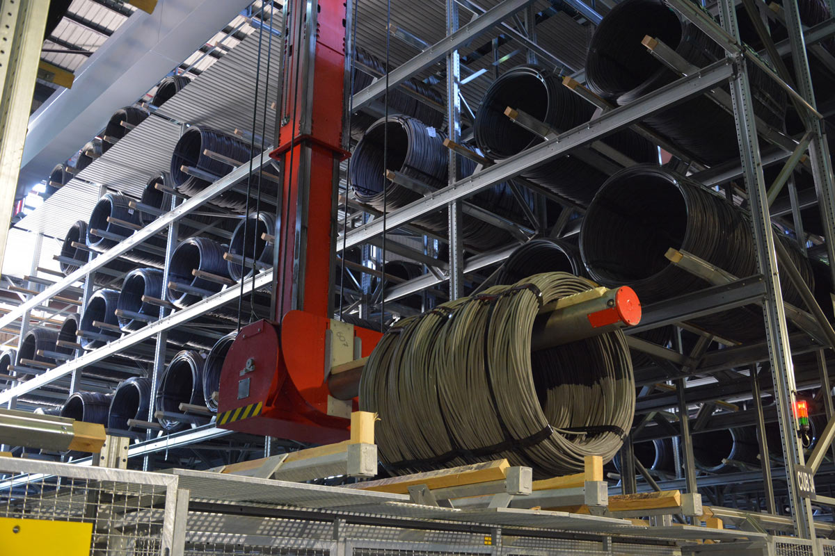 Voestalpine Wire Rod Austria Was Awarded At The Vnl