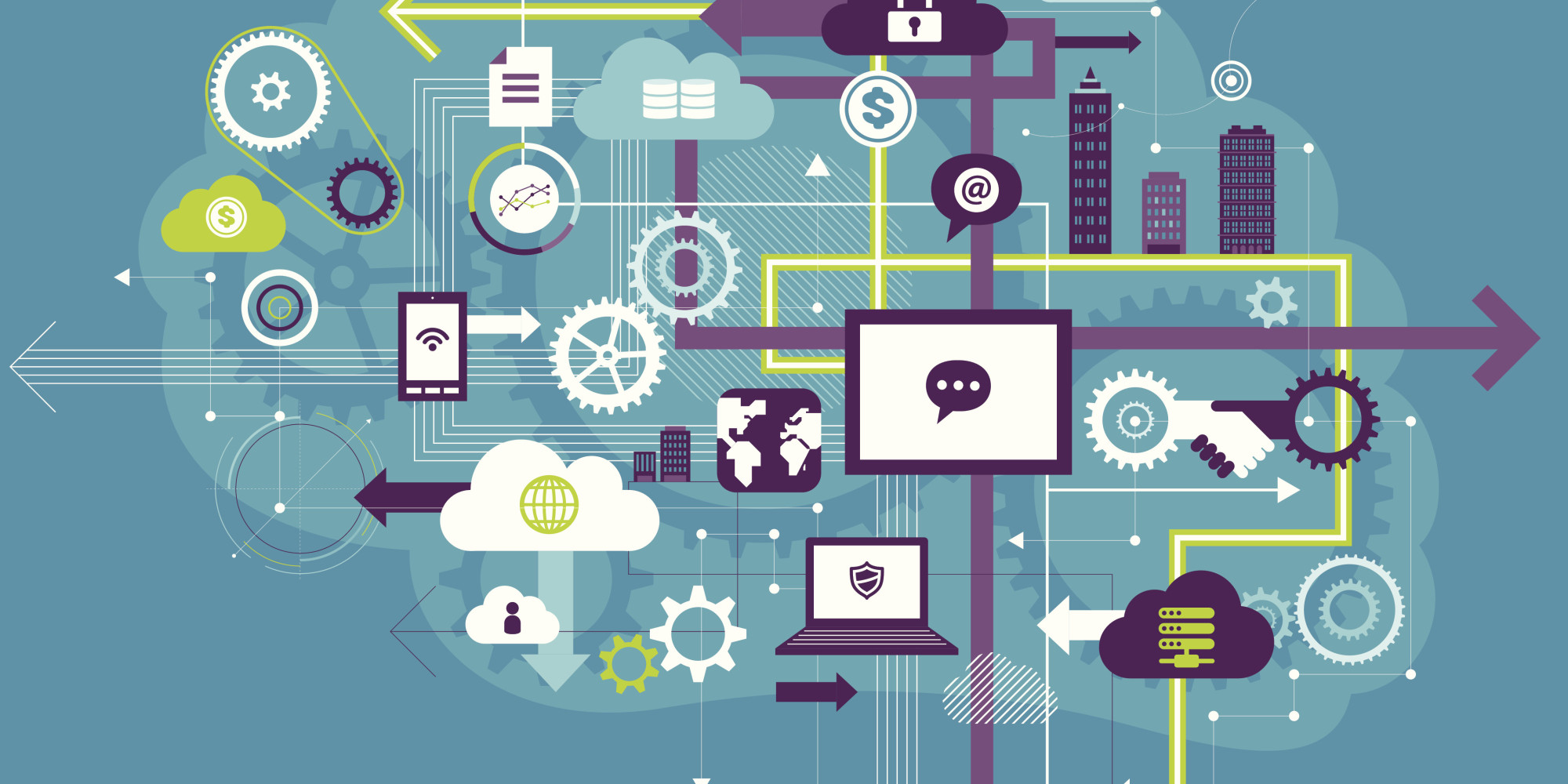 Internet of Things (IoT): networked new reality - voestalpine