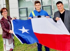 Linz apprentice getting experience in Corpus Christi