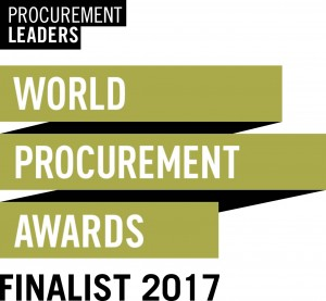 voestalpine nominated for the World Procurement Award 2017