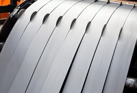 Product: Slit steel strip