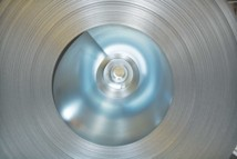 Hot-dip galvanized steel strip