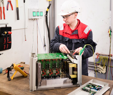 voestalpine Elektrotechnik