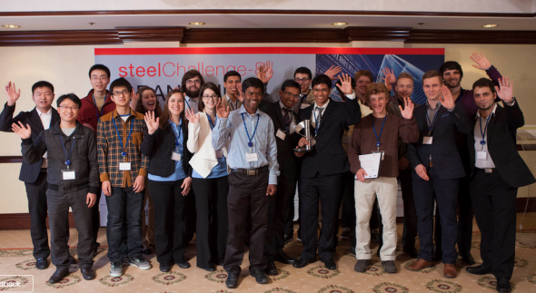 Final of the 8th virtual steelmaking challenge
