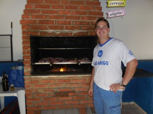 "the much talked-about ""Churrasco"""