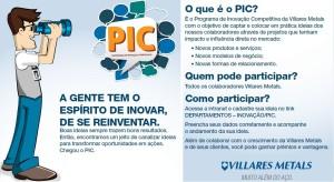 PIC Villares Metals