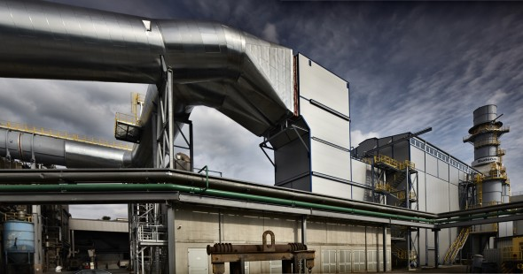 dedusting facility