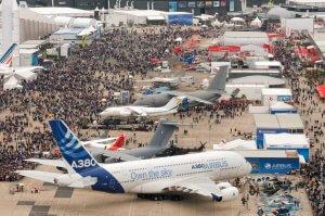 Paris Air Show : business à l'infini (© Verrier/Sunlight Image)