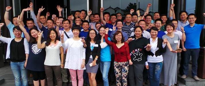 首个中国专业青年培训方案