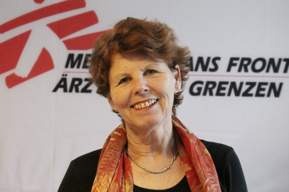 Interview with Margaretha Maleh from Doctors Without Borders (Part I)