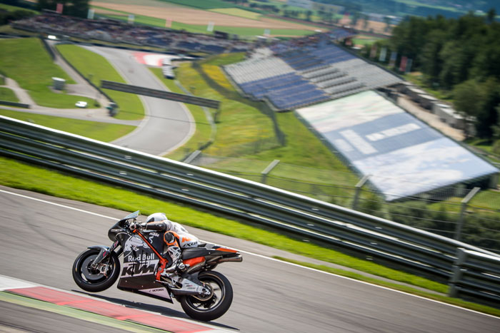 KTM relies on steel motorcycle chassis - voestalpine