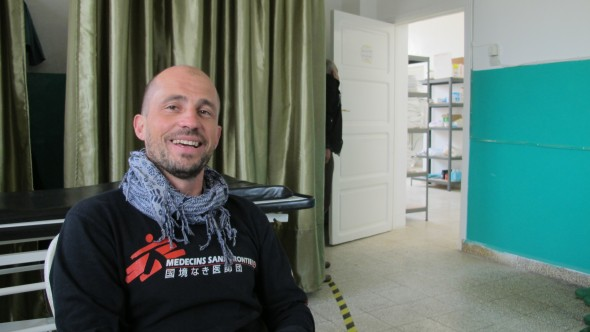 Interview with Franz Luef of Médicins Sans Frontières (MSF) (Part II)