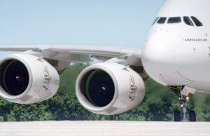 Flugzeugteile