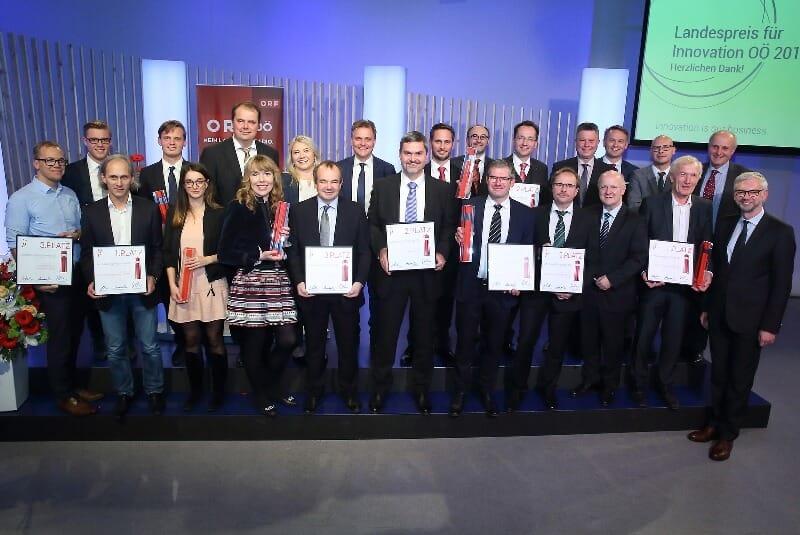 Preisverleihung Innovationspreis