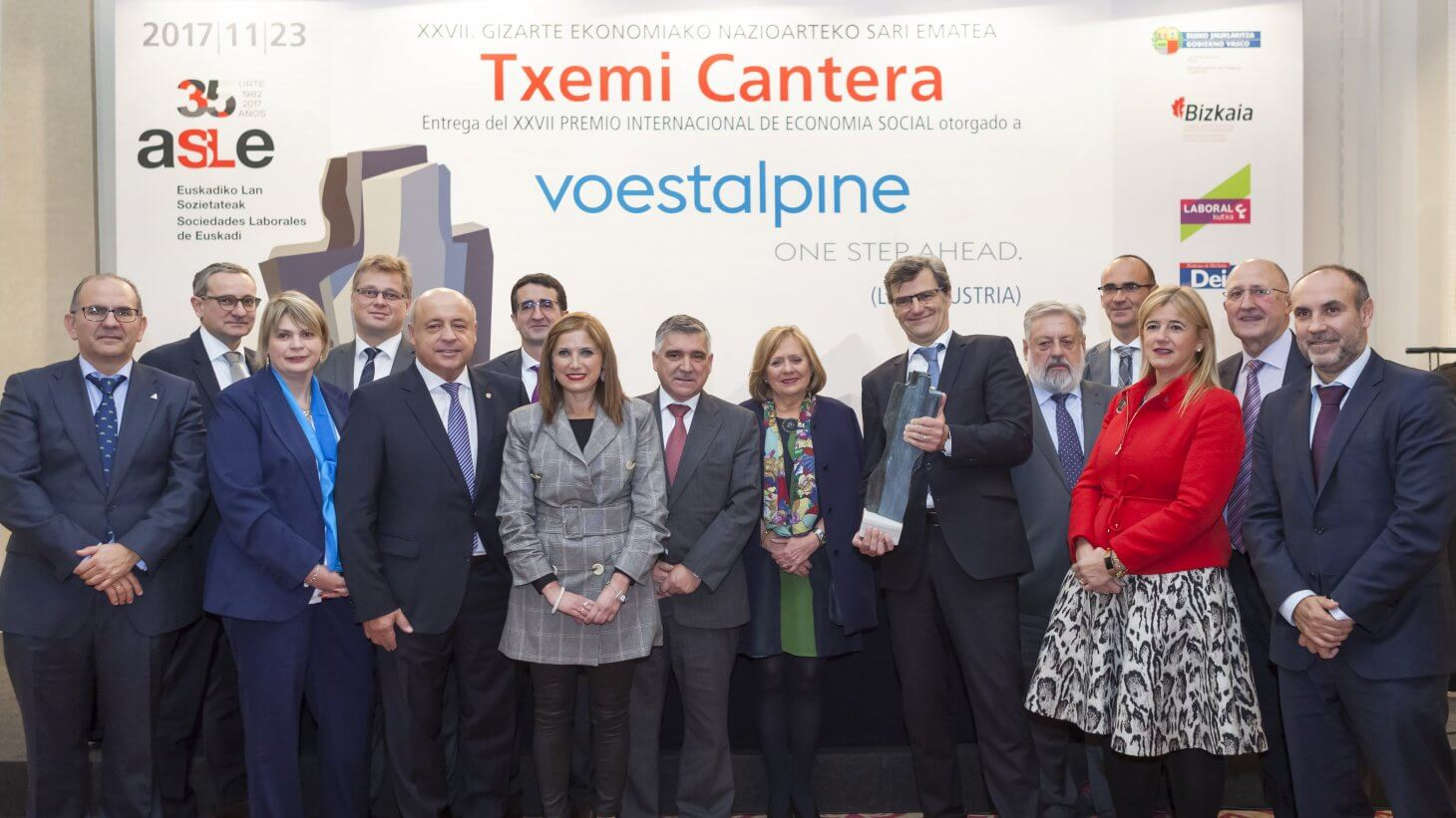 The prize-winning employee participation model of voestalpine