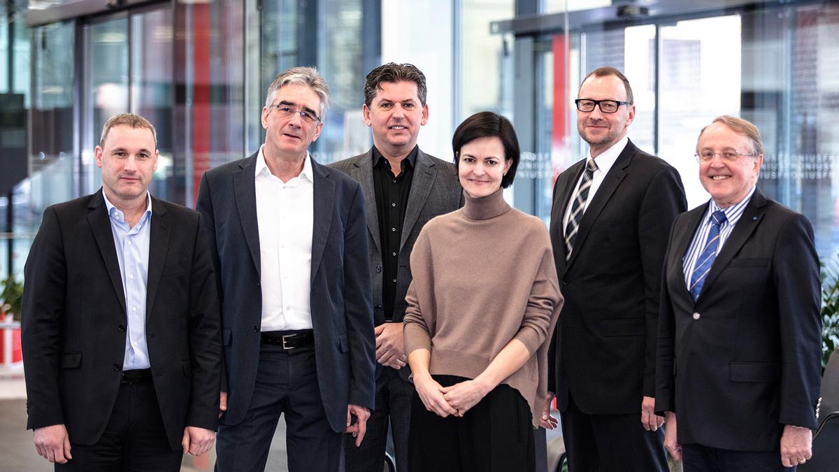 Wirtschaftswissenschaftliche Forschungskooperation von Industrie und der JKU Linz