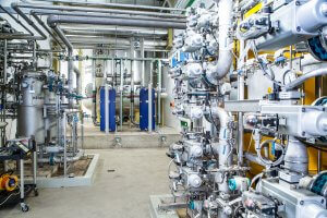 Voestalpine Kraftwerk - Kondensatrückführung