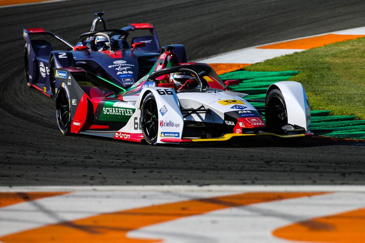 Formel E Audi