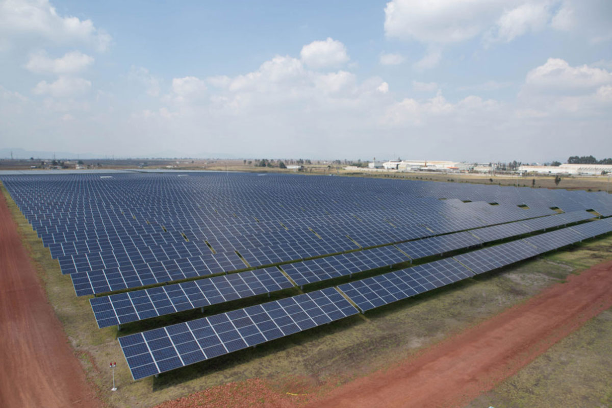 Solaranlage in Australien