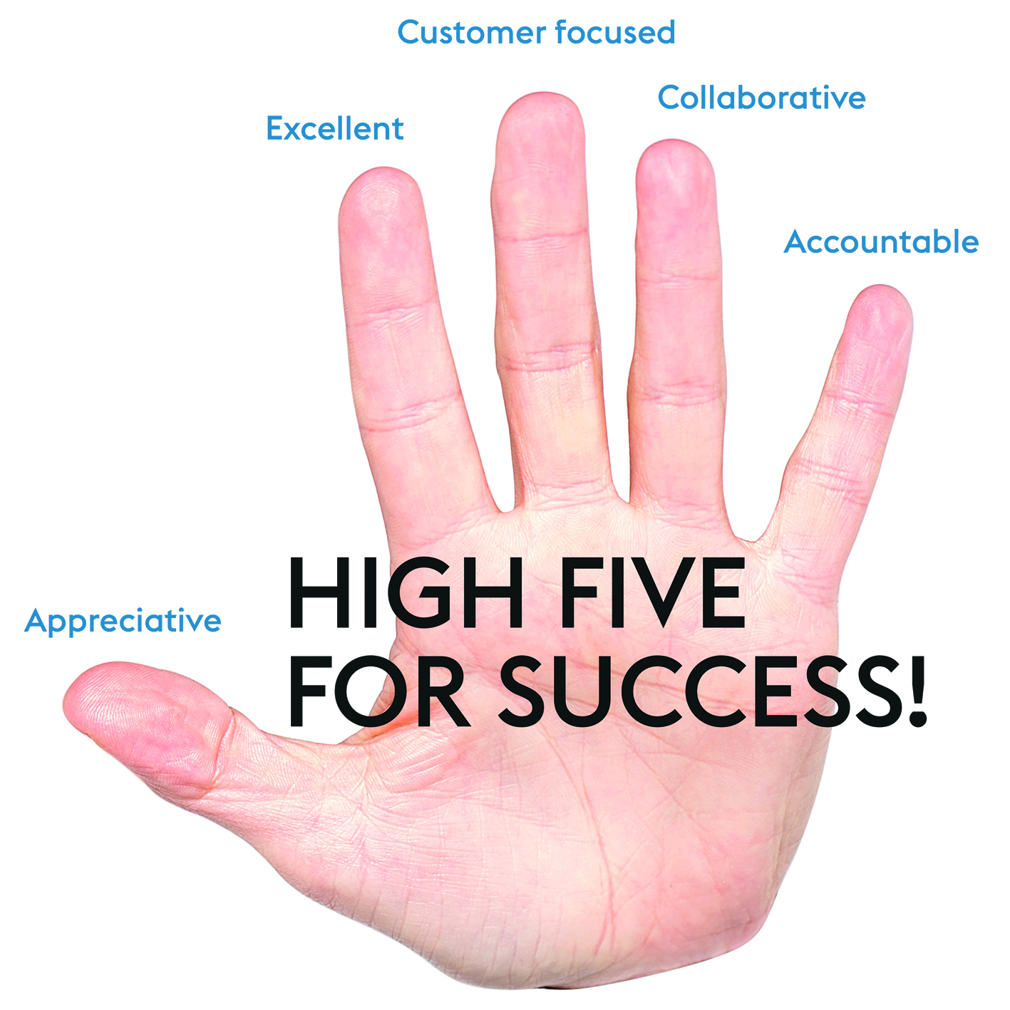 High Five Principles
