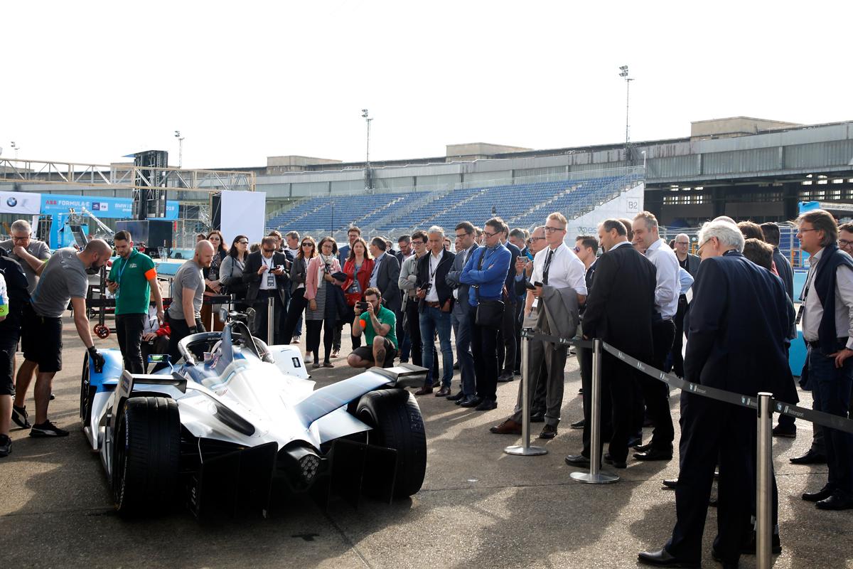 Formule E Berlin
