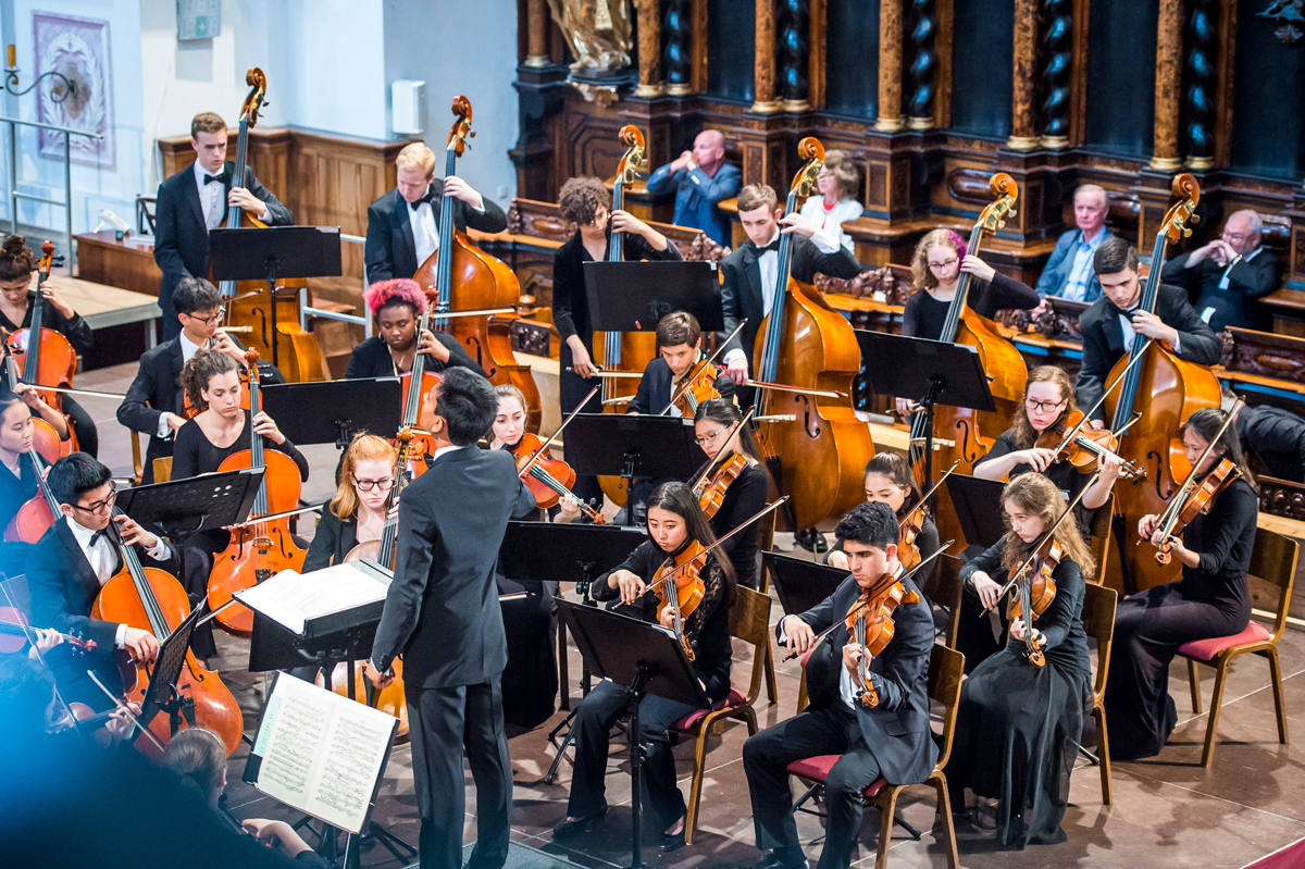 Cleveland Orchestra Youth Orchestra COYO