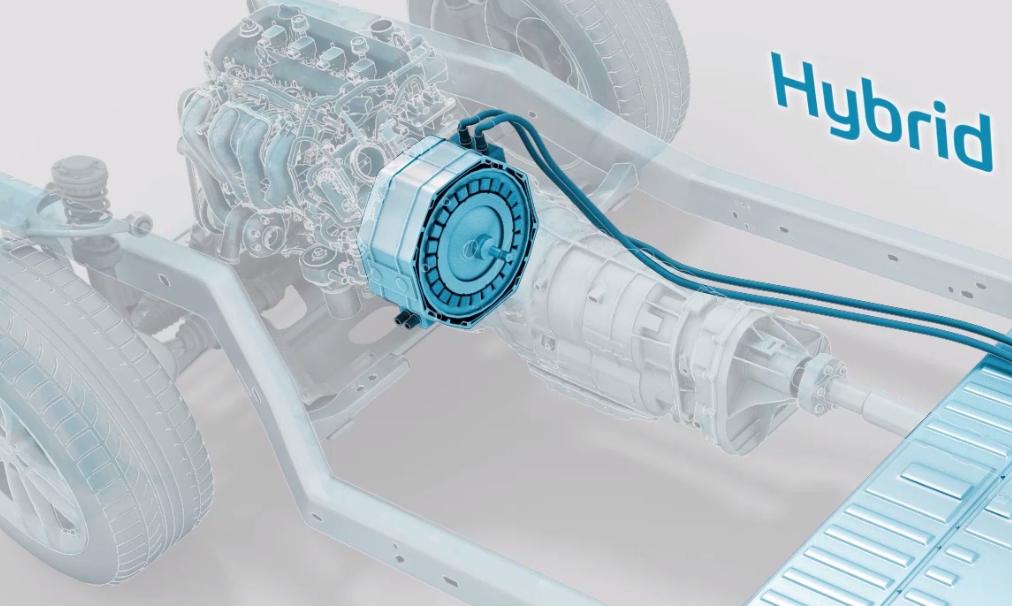 Hybrid Motor
