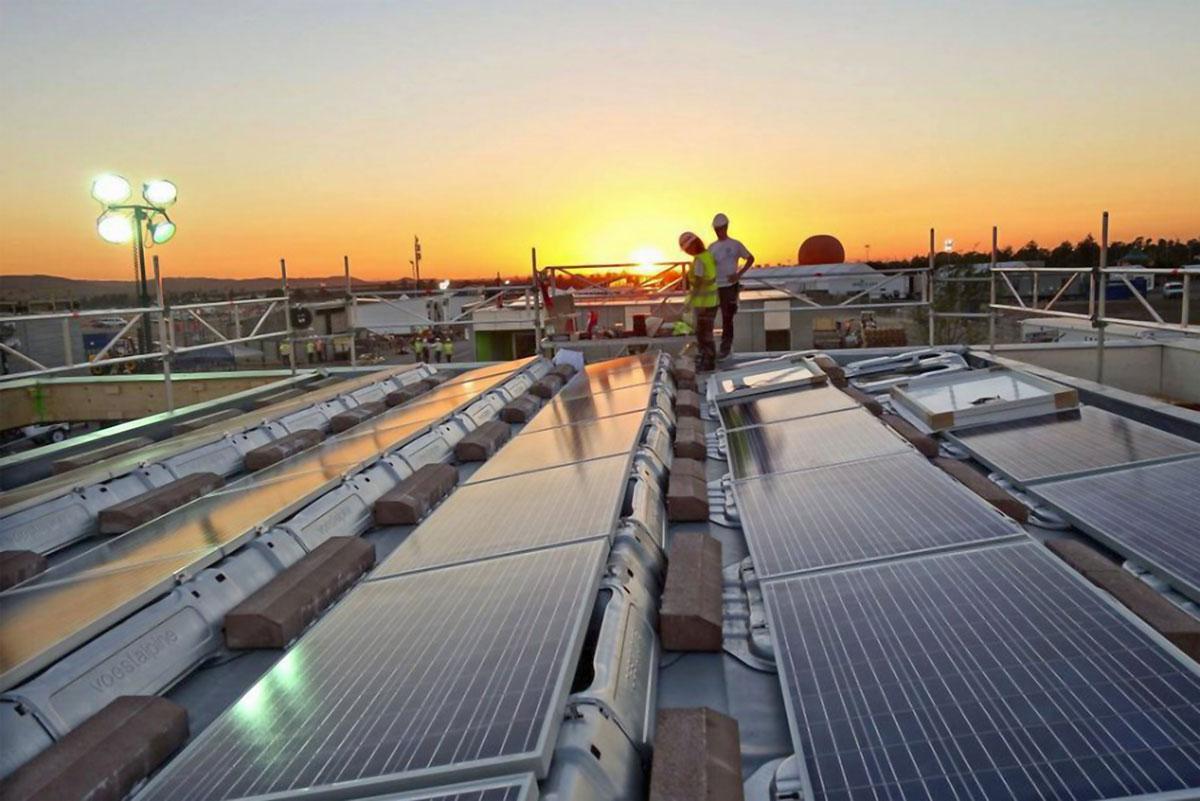 Solarenergie iFIX
