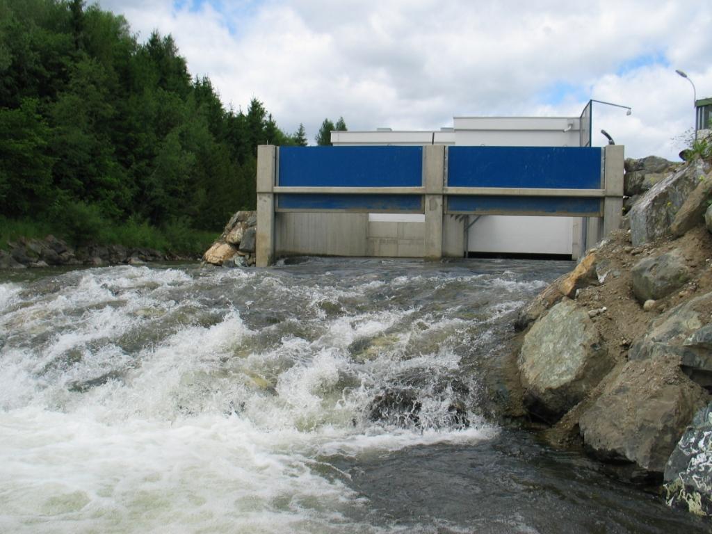 Kraftwerk Pöls Steiermark