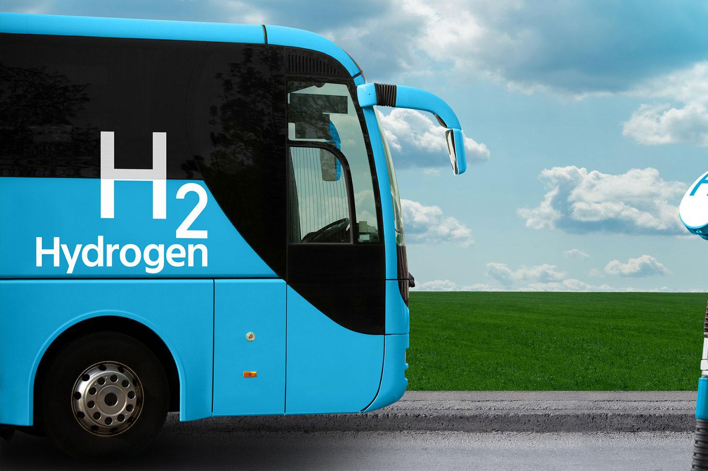 Wasserstoff Güterverkehr