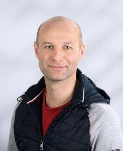 voestalpine Ausbilder Stefan Steinbichl