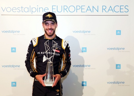 Jean-Eric Vergne: Winner voestalpine European Races 2019