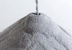 fabricación aditiva polvo metálico