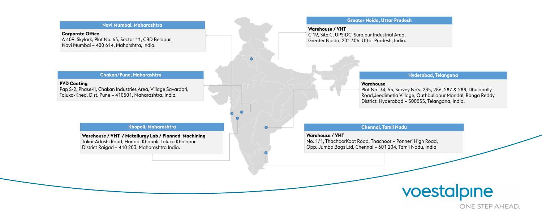 voestalpine High Performance Metals India Pvt Ltd