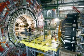 CERN Forschung-