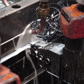 Stahlkantenbearbeitung<BR>Skiving-