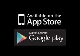 Laden Sie die App auf Ihr Smartphone oder Tablet-