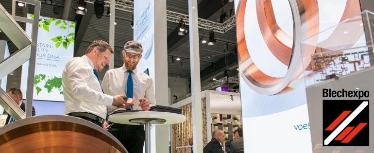 Lasergeschweißte Spezialbänder für innovative elektronische Bauteile