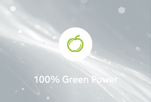 isovac® 100% Green Power