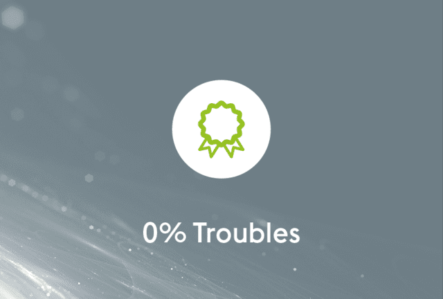 isovac® 0% Troubles