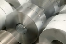 Electrogalvanized steel strip