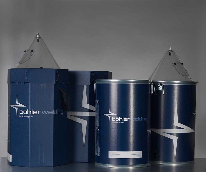 Drum Solutions Böhler Welding